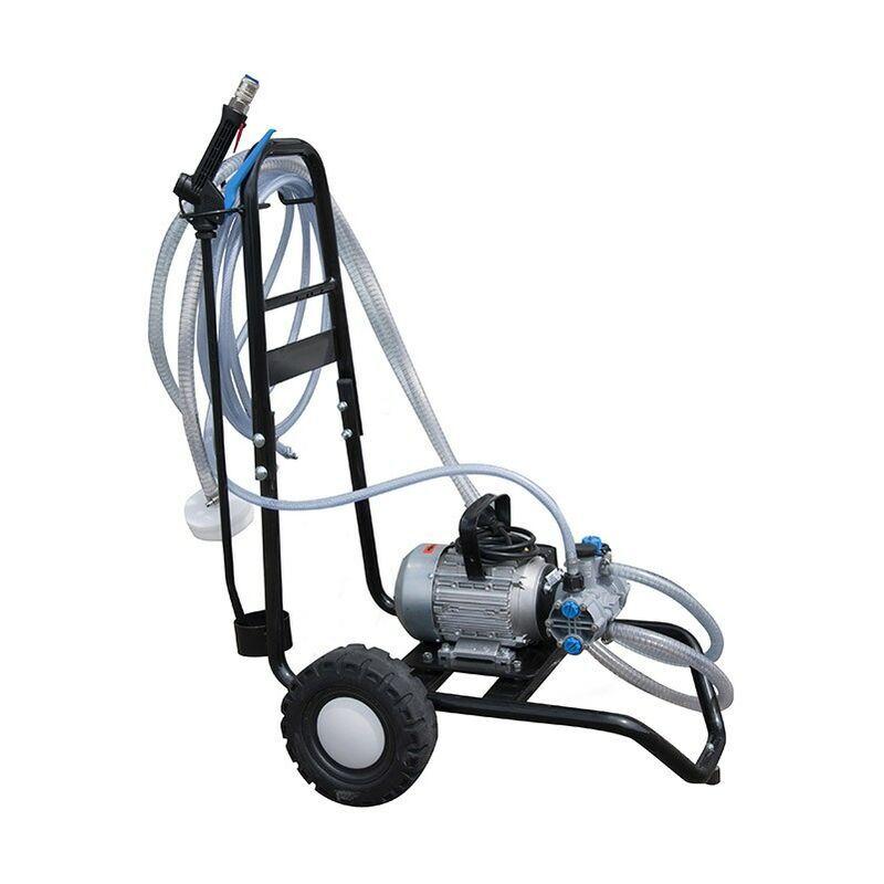 Séléction Universbrico - Pulvérisateur électrique Mono sprayer sur chariot