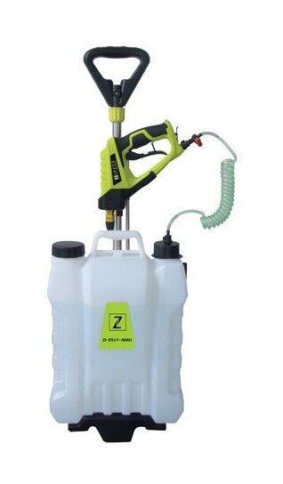ZIPPER Pulvérisateur 15 L sans fil 2 Ah 7,2 V ZI-DS2V-AKKU - - Zipper