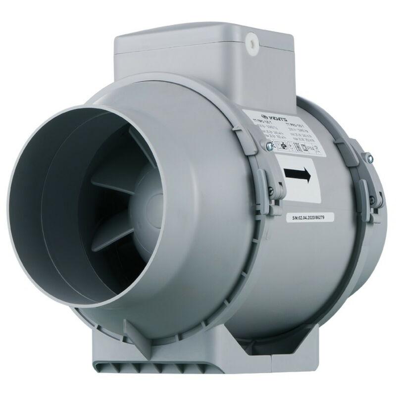 VENTS Ventilateur de gaine TT Pro 125 jusqu'à 350 m³/h
