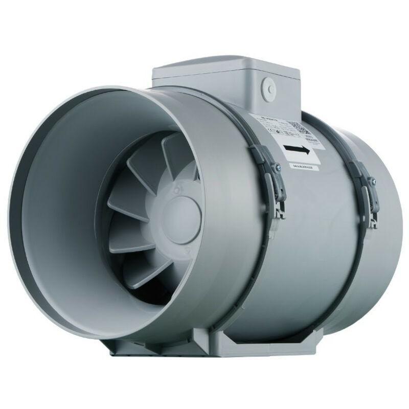 VENTS Ventilateur de gaine TT Pro 250 jusqu'à 1400 m³/h