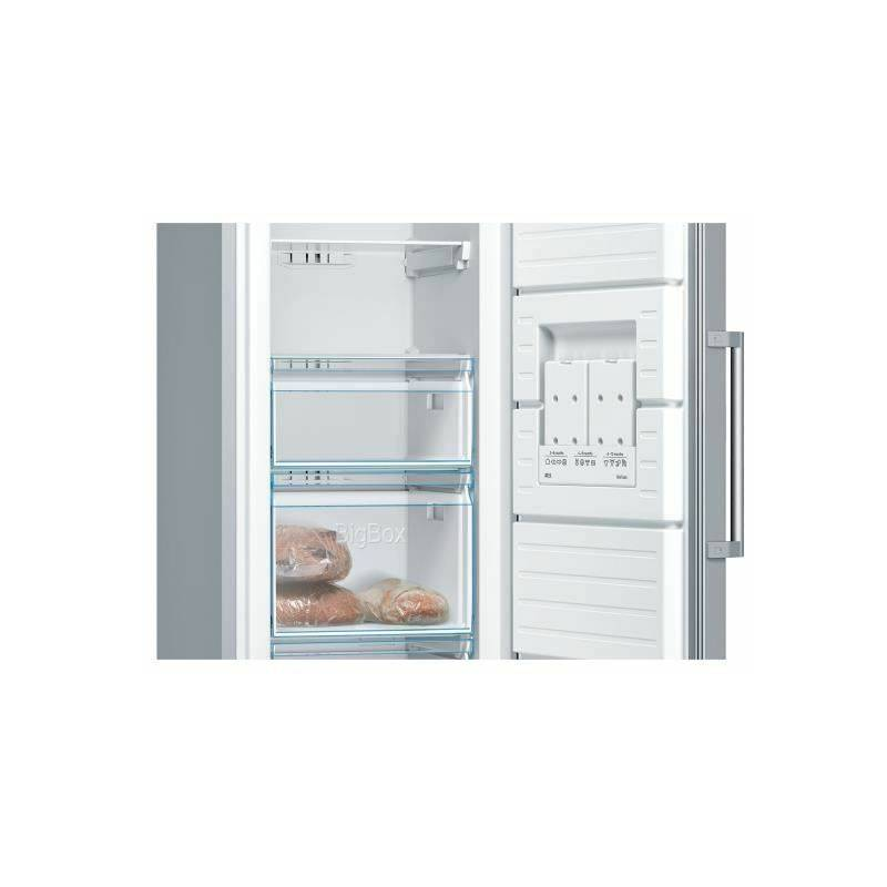BOSCH GSN36VLFP - Congélateur armoire - 242 L - Froid no frost multiairflow