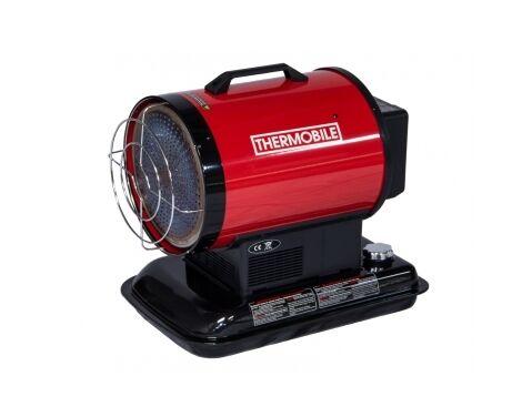 Universel - Chauffage infrarouge fioul à rayonnement IFT21