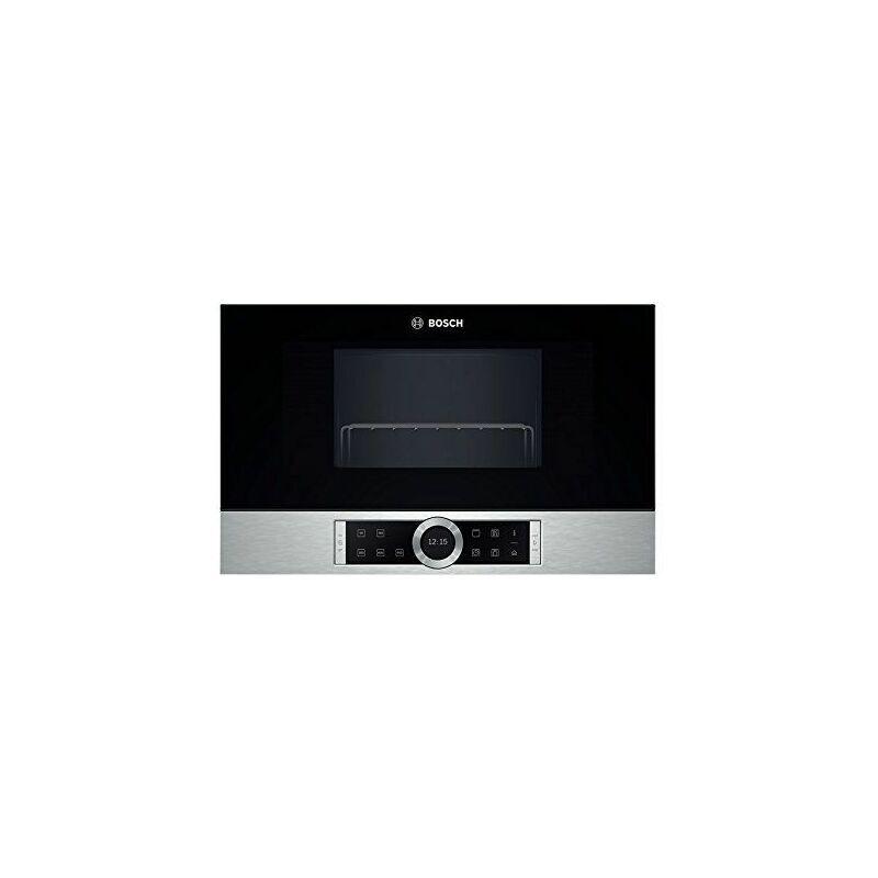 Bosch - BER634GS1 - Micro-ondes encastrable - 21 L - 900 W