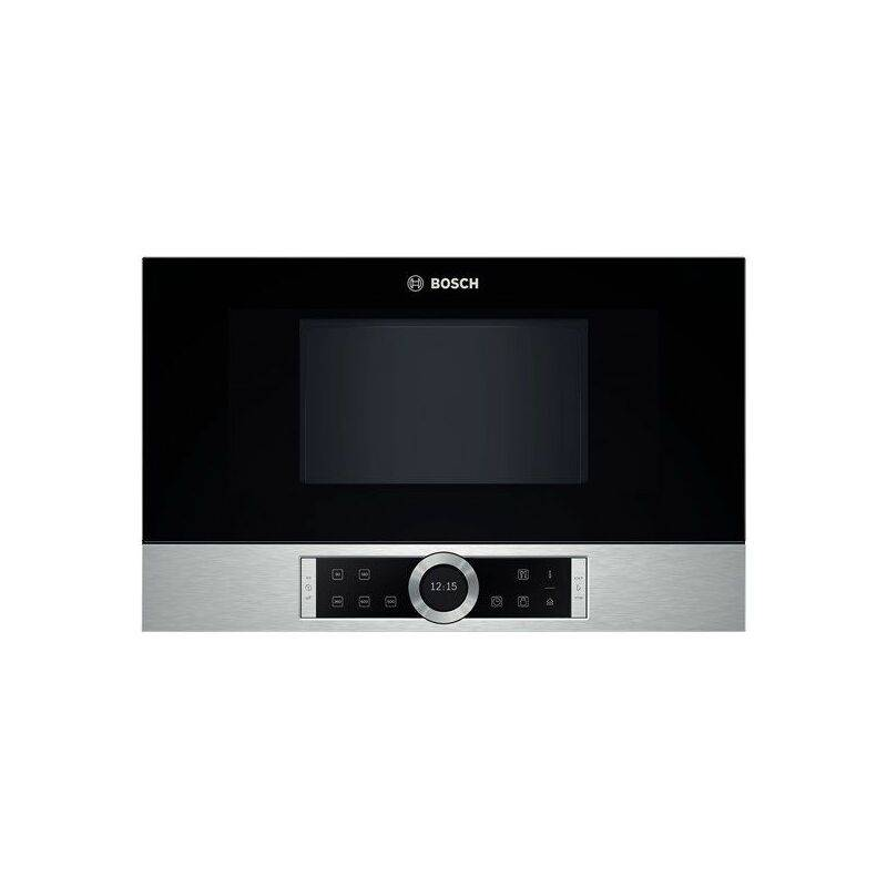 BOSCH - Micro-ondes - BOSCH MICRO-ONDES BFL634GS1