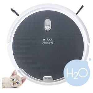 AMIBOT Robot aspirateur et laveur AMIBOT Animal H2O - Grey - Publicité