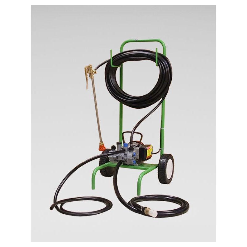 DALEP Motopompe DALEP Joints Viton PAN 15/18 Porté 6 Mètres Avec tuyau de 25 mètres