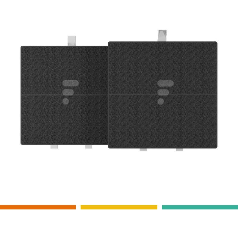 FAC FC27 - filtre à charbon pour hotte aspirante - Fac