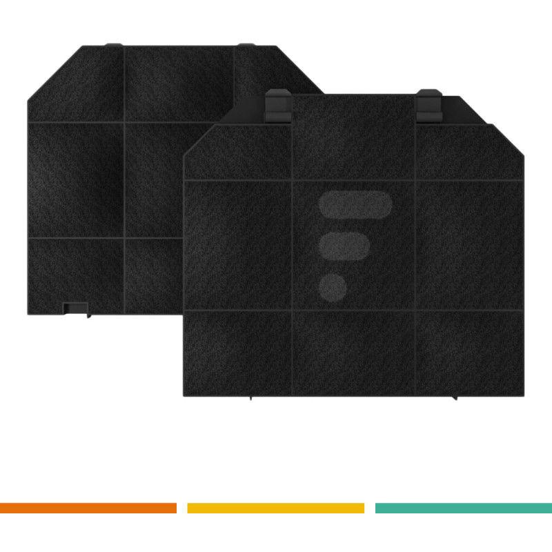 ELECTROLUX Filtre à charbon actif LongLife EFF76 4055173860 - Electrolux