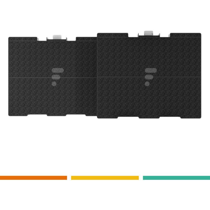 BOSCH Filtre à charbon compatible hotte Bosch dhz5435