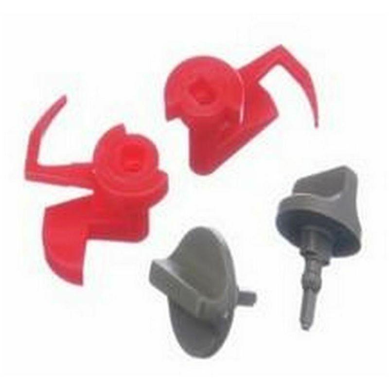 BOSCH Kit verrouillage (2 boutons) (00181272) Hotte 166394 BOSCH, NEFF, SIEMENS,