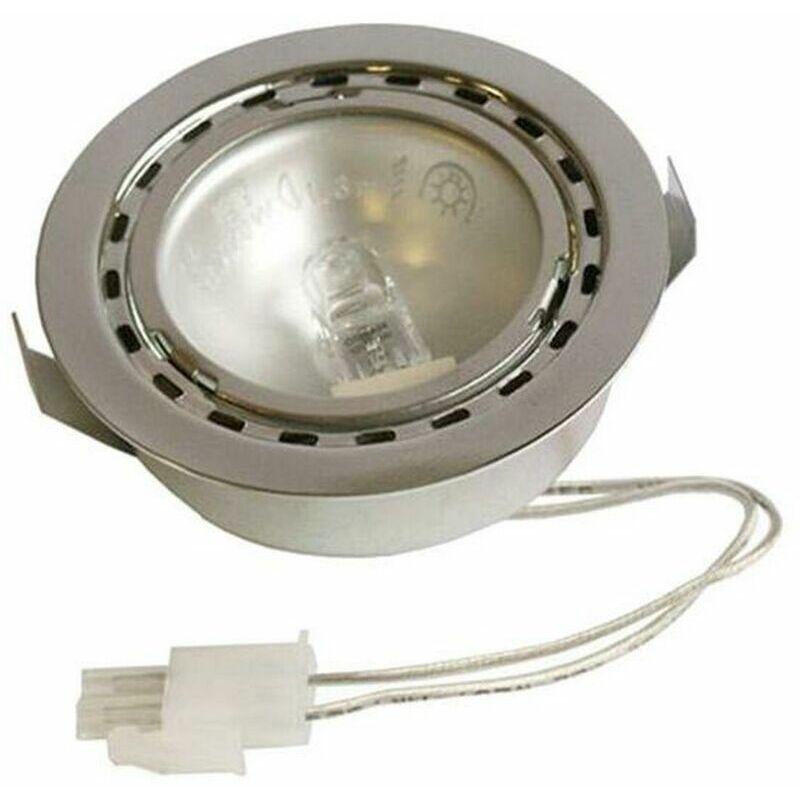 Bosch - Lampe halogène complète (259675-36633) (00175069, 00604153) Hotte