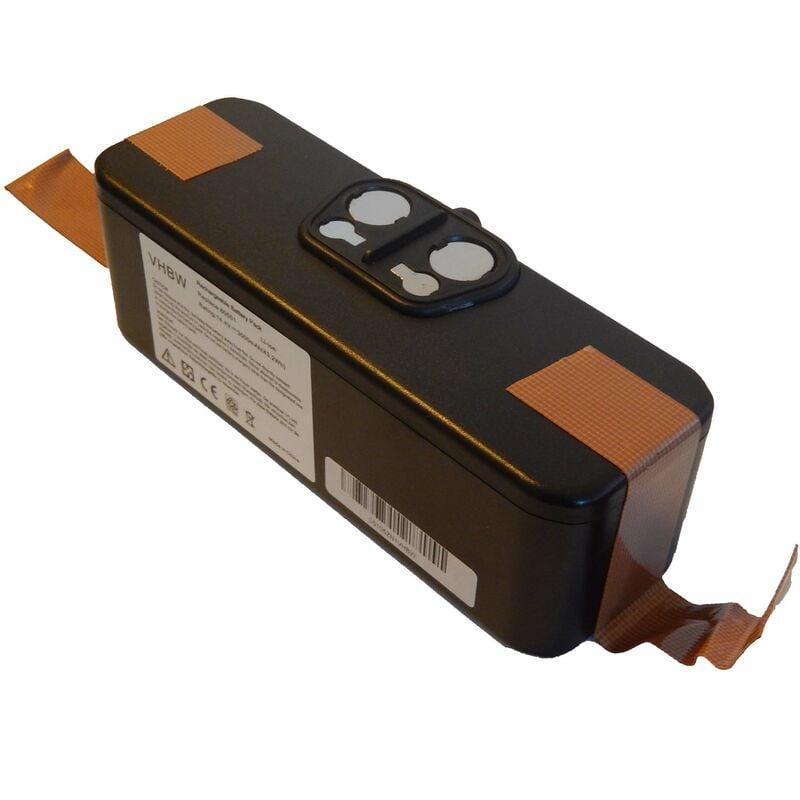 vhbw batterie Li-Ion 3000mAh (14.4V) compatible avec iRobot Roomba 500, 510,