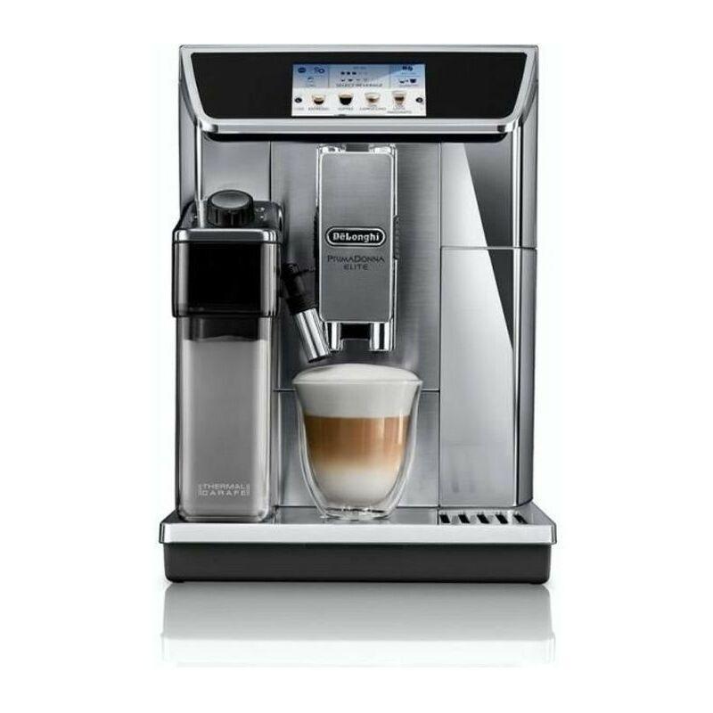 DELONGHI ECAM 650.75.MS Machine expresso automatique avec broyeur PrimaDonna