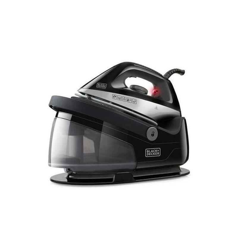 BLACK & DECKER Black&decker; - Centre de repassage Black+Decker BXSS22000E, 2200 W, plastique,