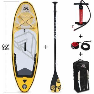AQUA MARINA Stand Up Paddle Gonflable - Vibrant 8'0' - Pack stand up paddle gonflable (SUP) - Publicité