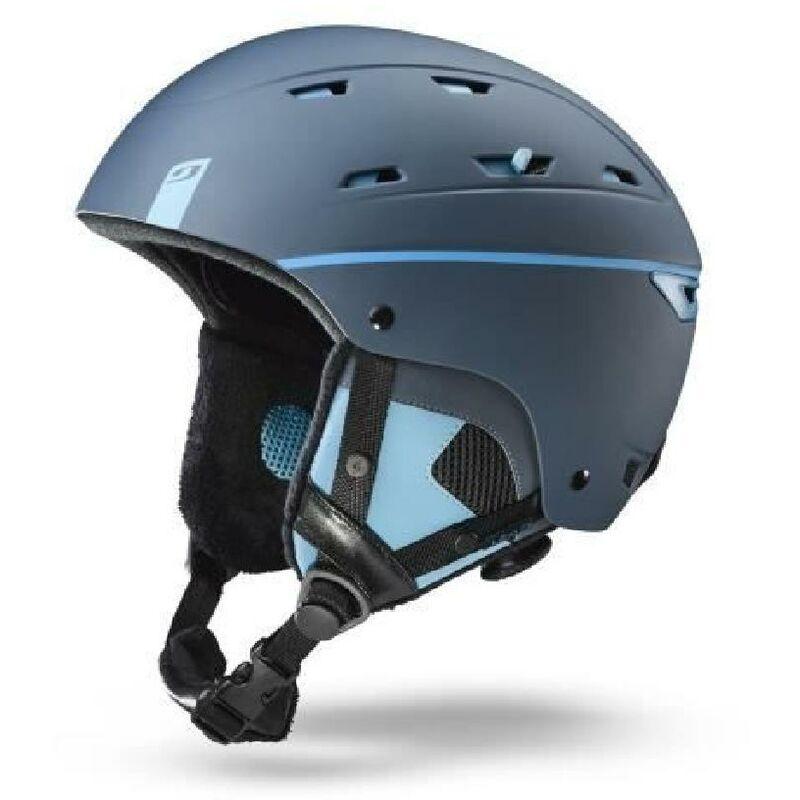 JULBO Casque de Ski Norby - Bleu - 58/60