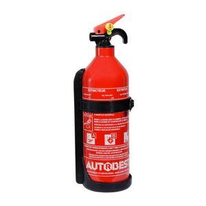 AUTOBEST Extincteur 1 kg à poudre abc classes de feux - Autobest - Publicité