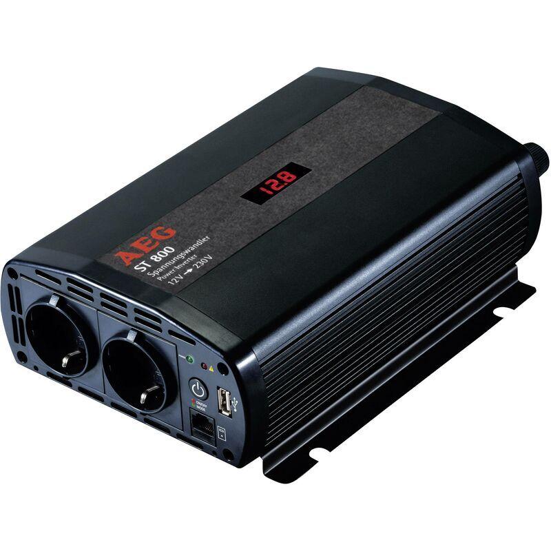 AEG Transformateur de tension ST 800 S92117