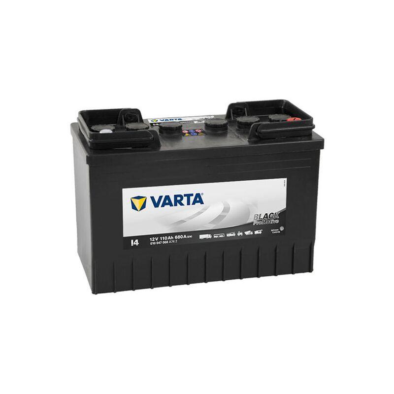 VARTA Batterie de démarrage Varta Promotive Black C13D / LOT 7 I4 12V 110Ah / 680A