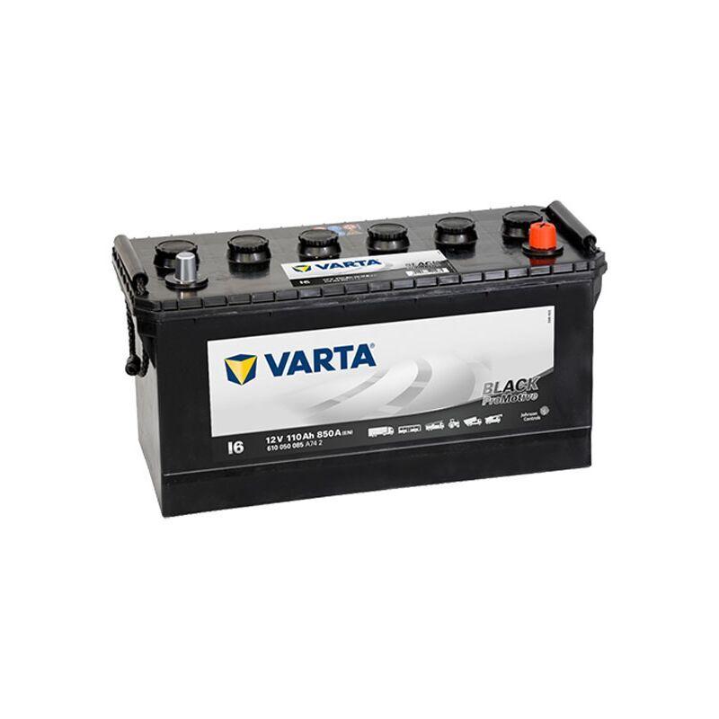VARTA Batterie de démarrage Varta Promotive Black D I6 12V 110Ah / 850A