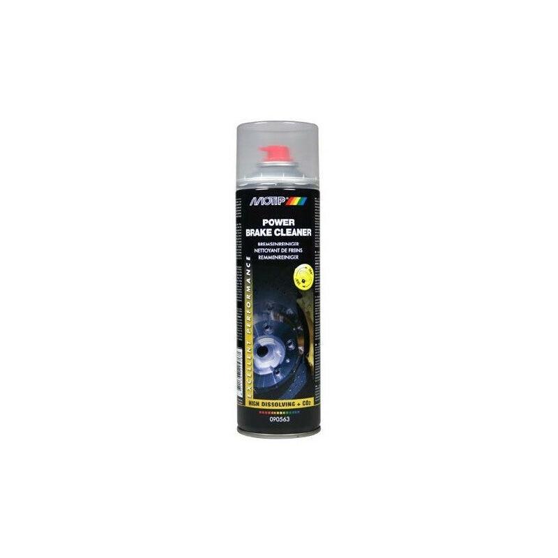 MOTIP Nettoyant frein aérosol 500ml M563 MOTIP (1 aérosol de 500 ml)