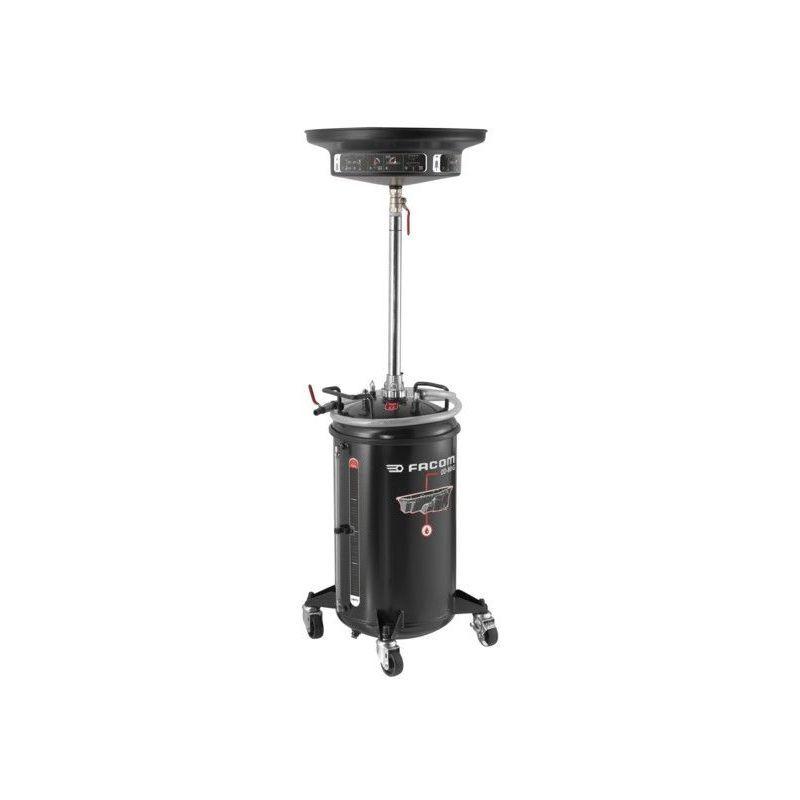 Facom - OD.80GPB. Récupérateur d'huile 80 litres 507.02