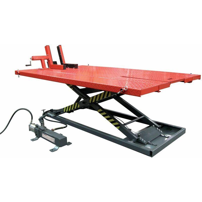 MW-TOOLS Pont élévateur moto 700 kg MW-Tools TPSL700