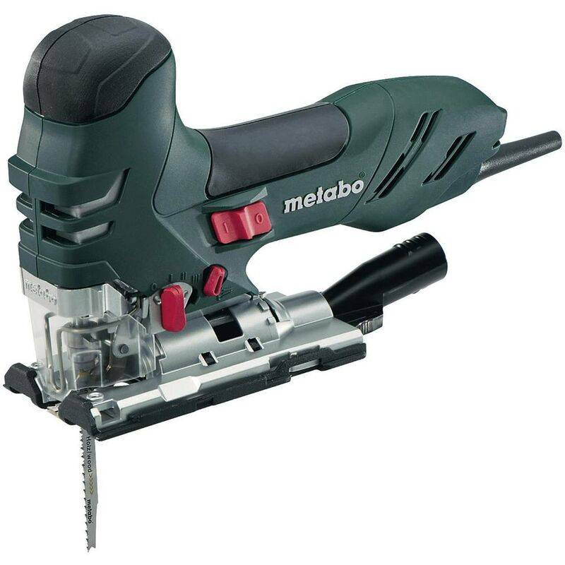 METABO Scie sauteuse pendulaire Metabo STE 140 Plus 601403500 + mallette 750 W 1 pc(s)