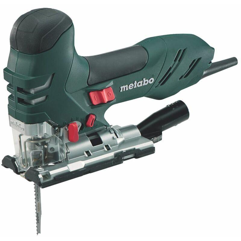 Metabo Scie sauteuse électrique STE 140 Plus   750 watts dans un coffret MetaLoc