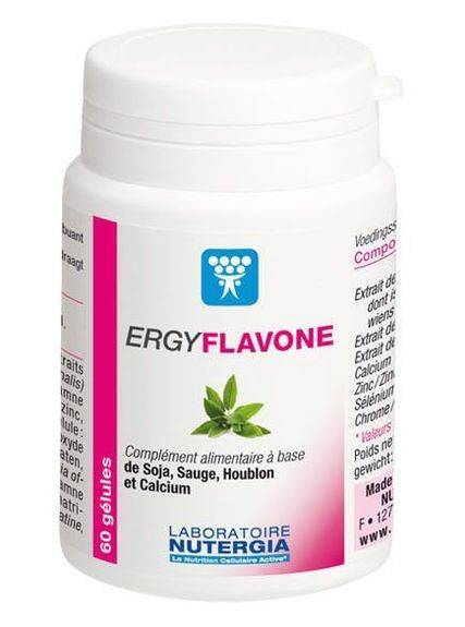 nutergia Ergyflavone