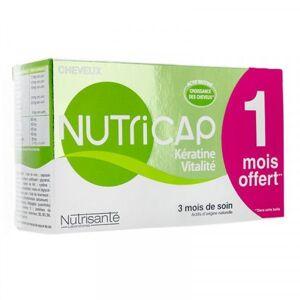 nutrisante Nutricap - - Publicité