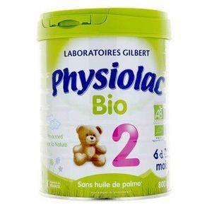 gilbert Physiolac