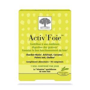new nordic Activ'Foie