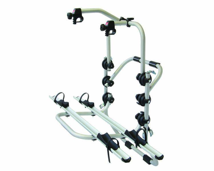 fabbri porte-vÉlo bici ok 2 pour 2 vÉlos electriques pour alfa romeo 147 2000-2010