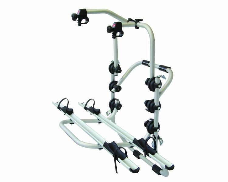 fabbri porte-vÉlo bici ok 2 pour 2 vÉlos electriques pour honda jazz 2002-2008