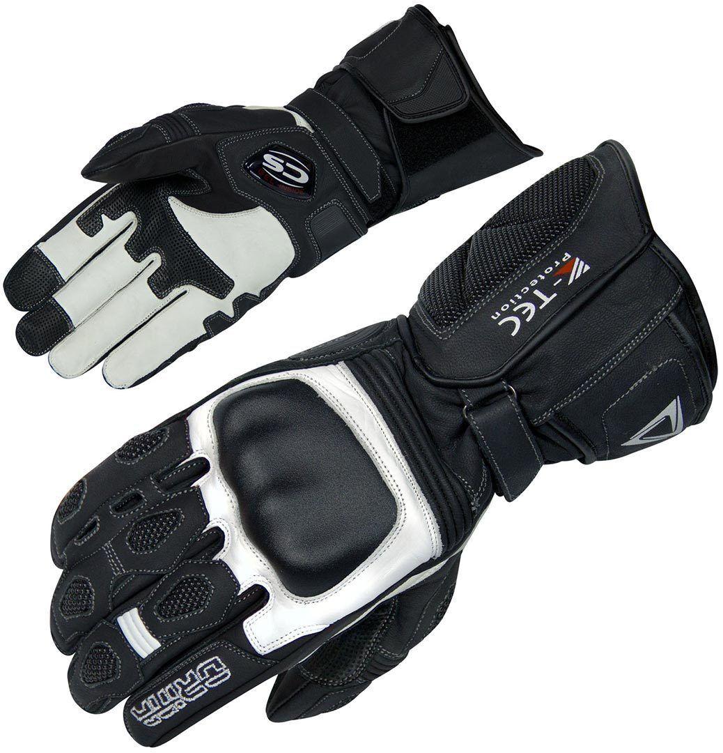 Orina Force Gants de moto Noir Blanc taille : 3XL