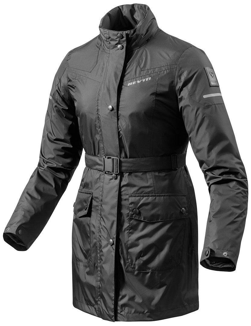 Revit Topaz H2O Veste de pluie Ladies Noir taille : L