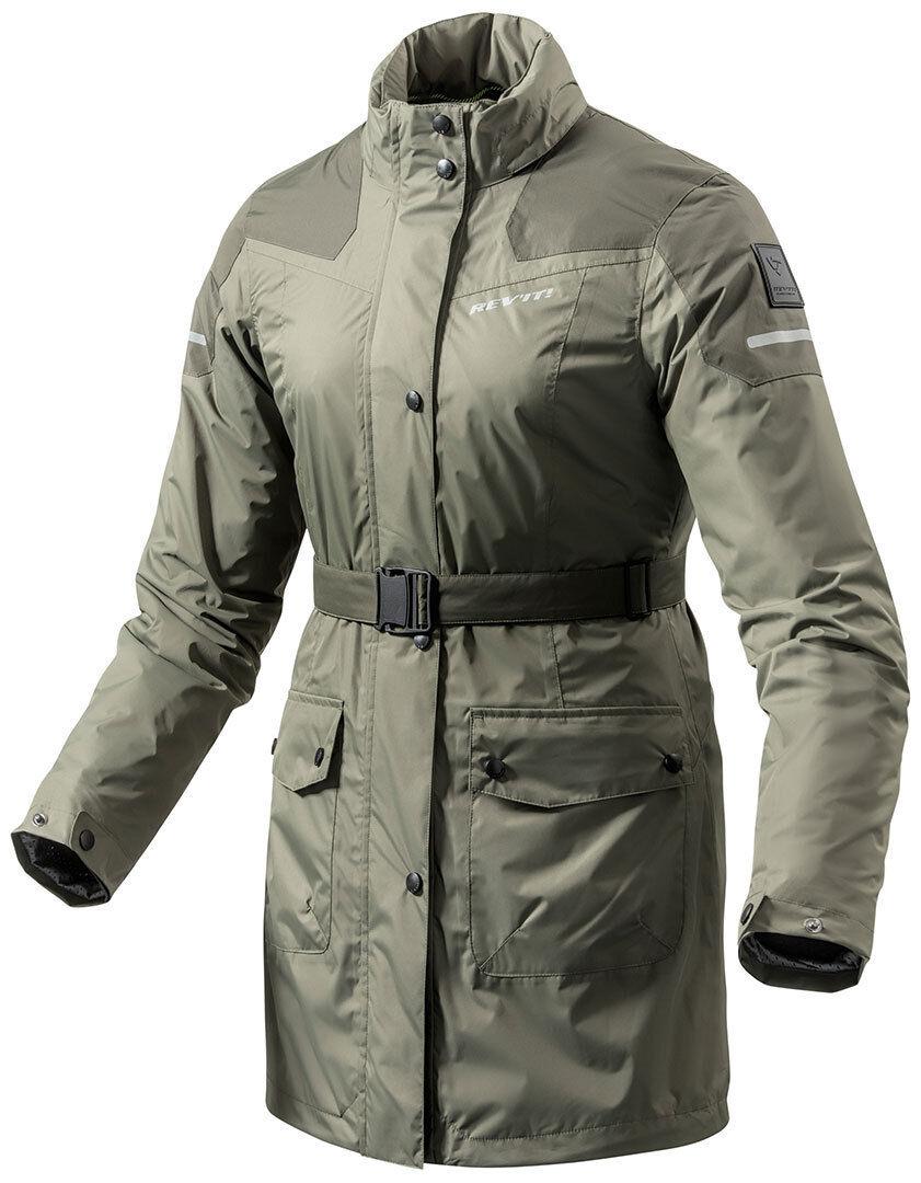 Revit Topaz H2O Veste de pluie Ladies Vert taille : L