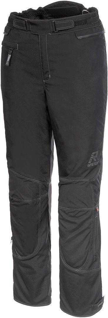 Rukka RCT Gore-Tex Pantalon textile de moto pour dames Noir taille : 46