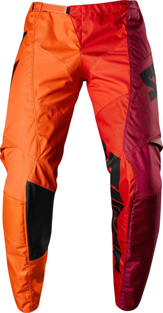 Shift WHIT3 Tarmac 2018 Jeans/Pantalons Orange taille : 36