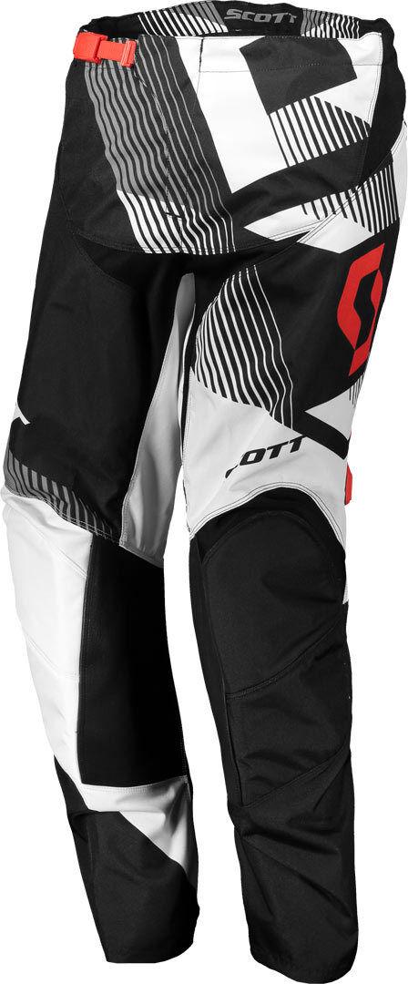 Scott 350 Dirt Pantalon motocross 2018 Noir Blanc taille : 30