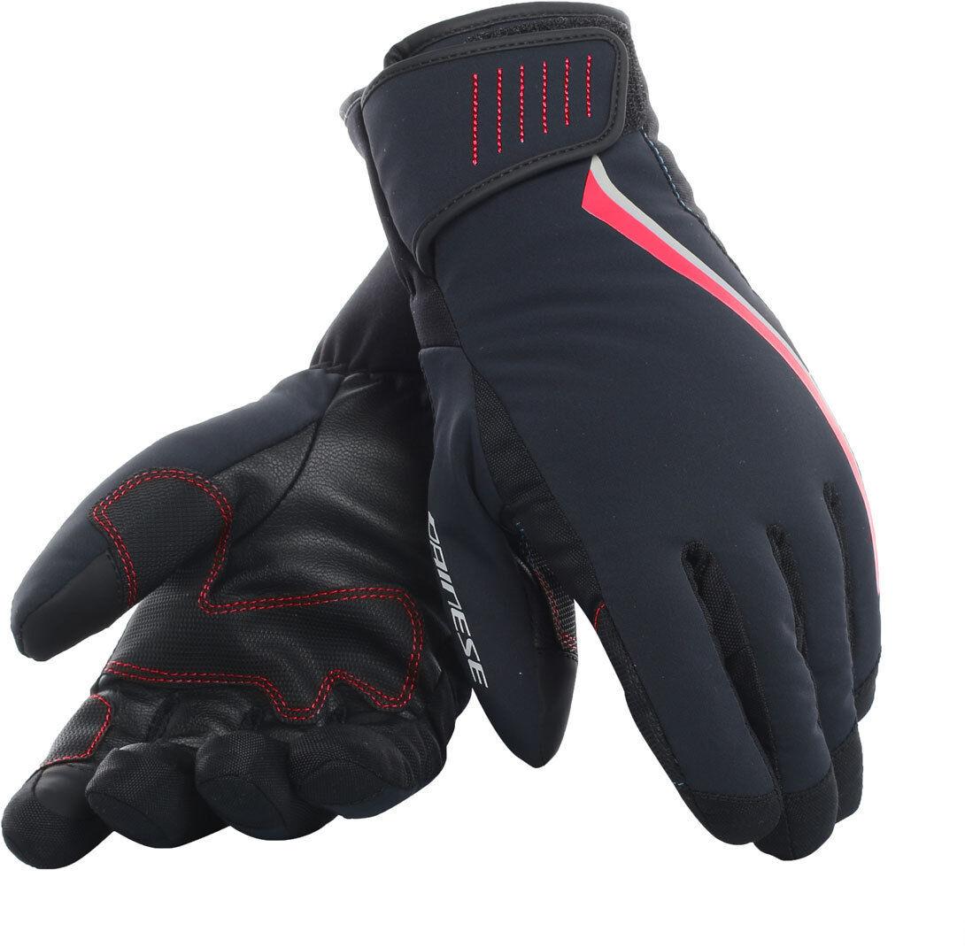 Dainese HP2 Gants de Ski dames Noir Rose taille : L