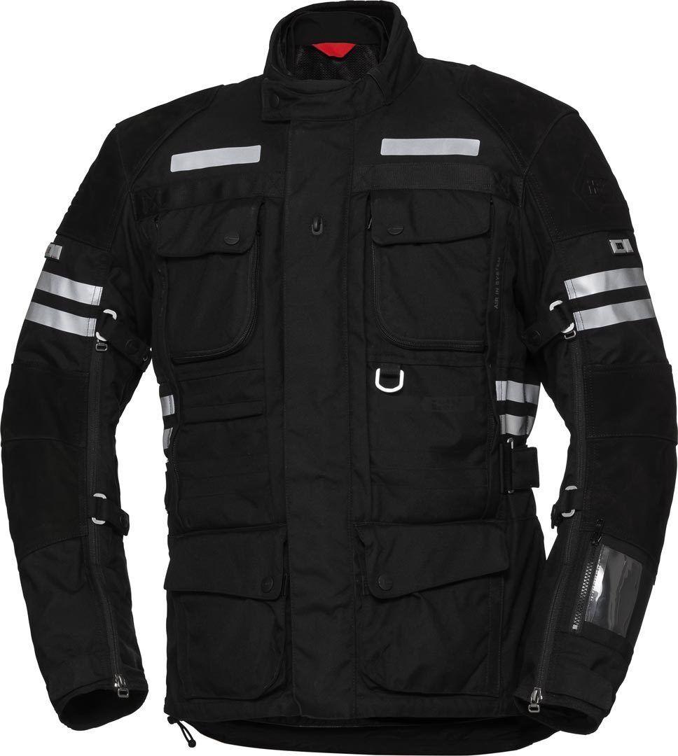 IXS X-Tour LT Montevideo-ST Veste Textile moto Noir taille : 4XL