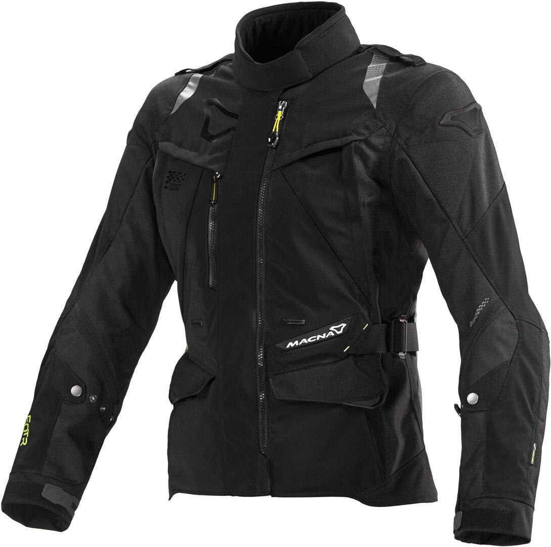 Macna Equator Veste Textile Women´s Noir taille : XL