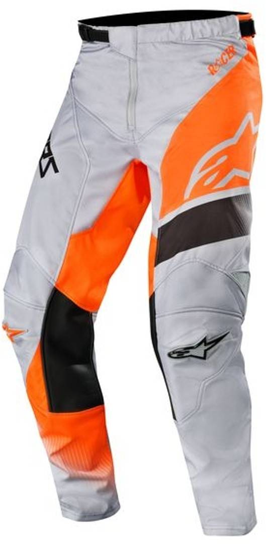 Alpinestars Racer Supermatic Pantalon Motocross 2019 Gris Orange taille : 34