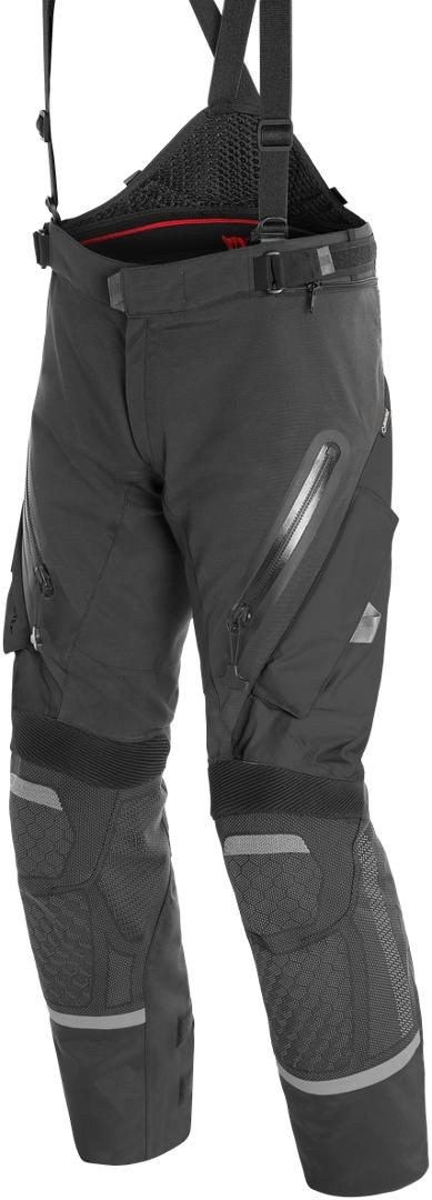 Dainese Antartica GoreTex Pantalon Textile moto Noir taille : 60