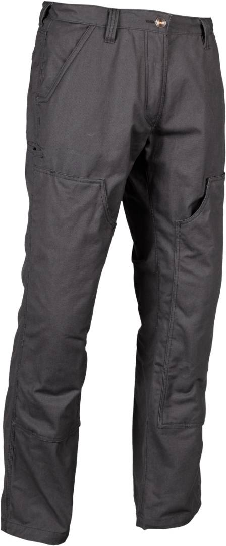 Klim Outrider 2019 Pantalon Textile moto Gris taille : 34