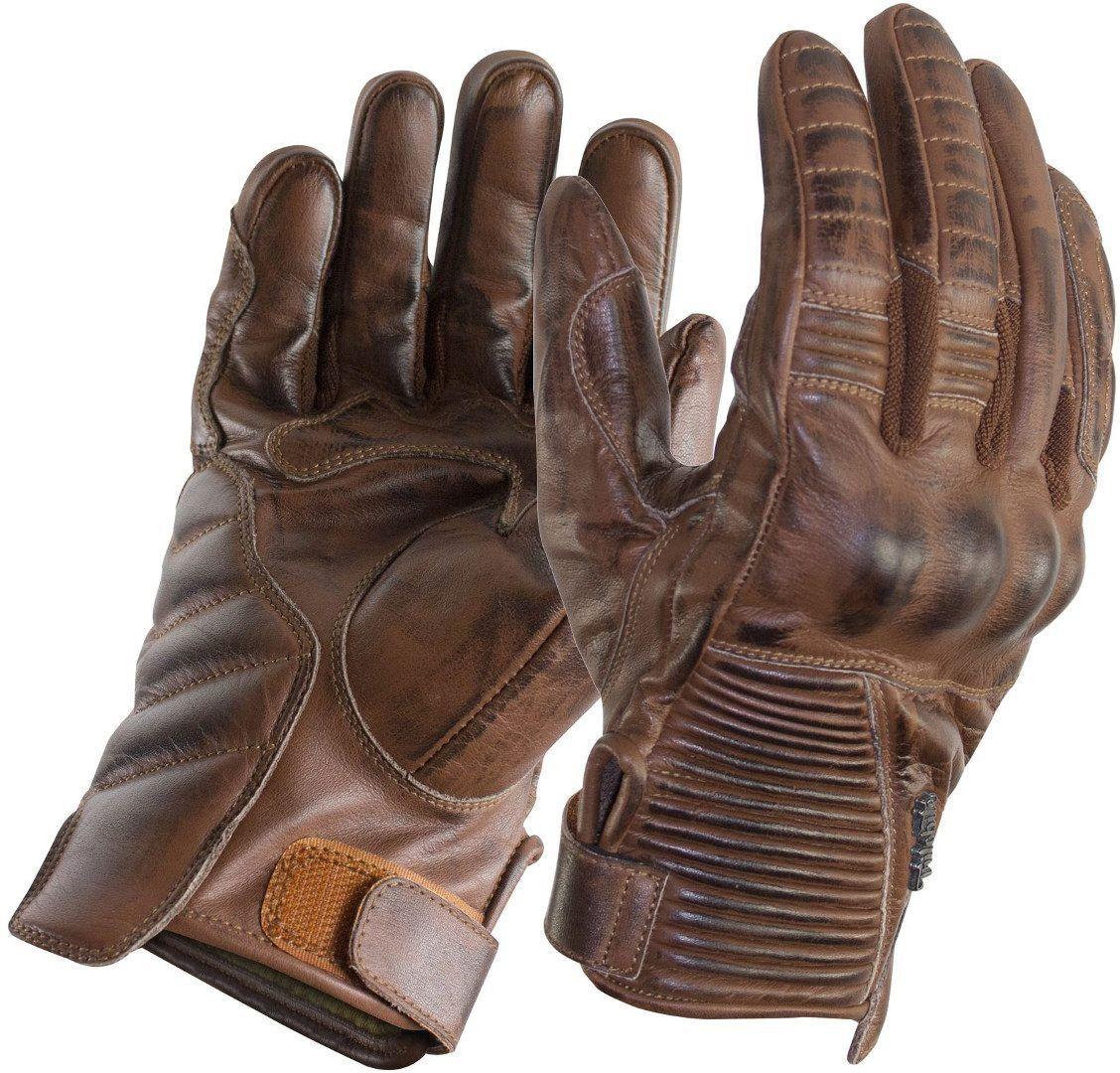 Trilobite Café Mesdames les gants de moto Brun taille : S