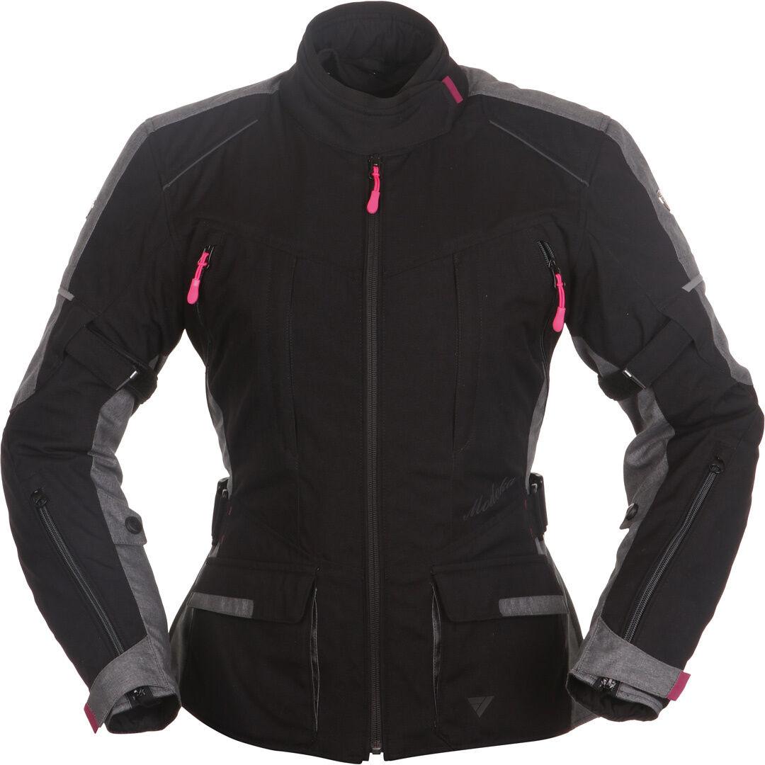 Modeka Moxy Veste de dames moto Textile Noir taille : 40