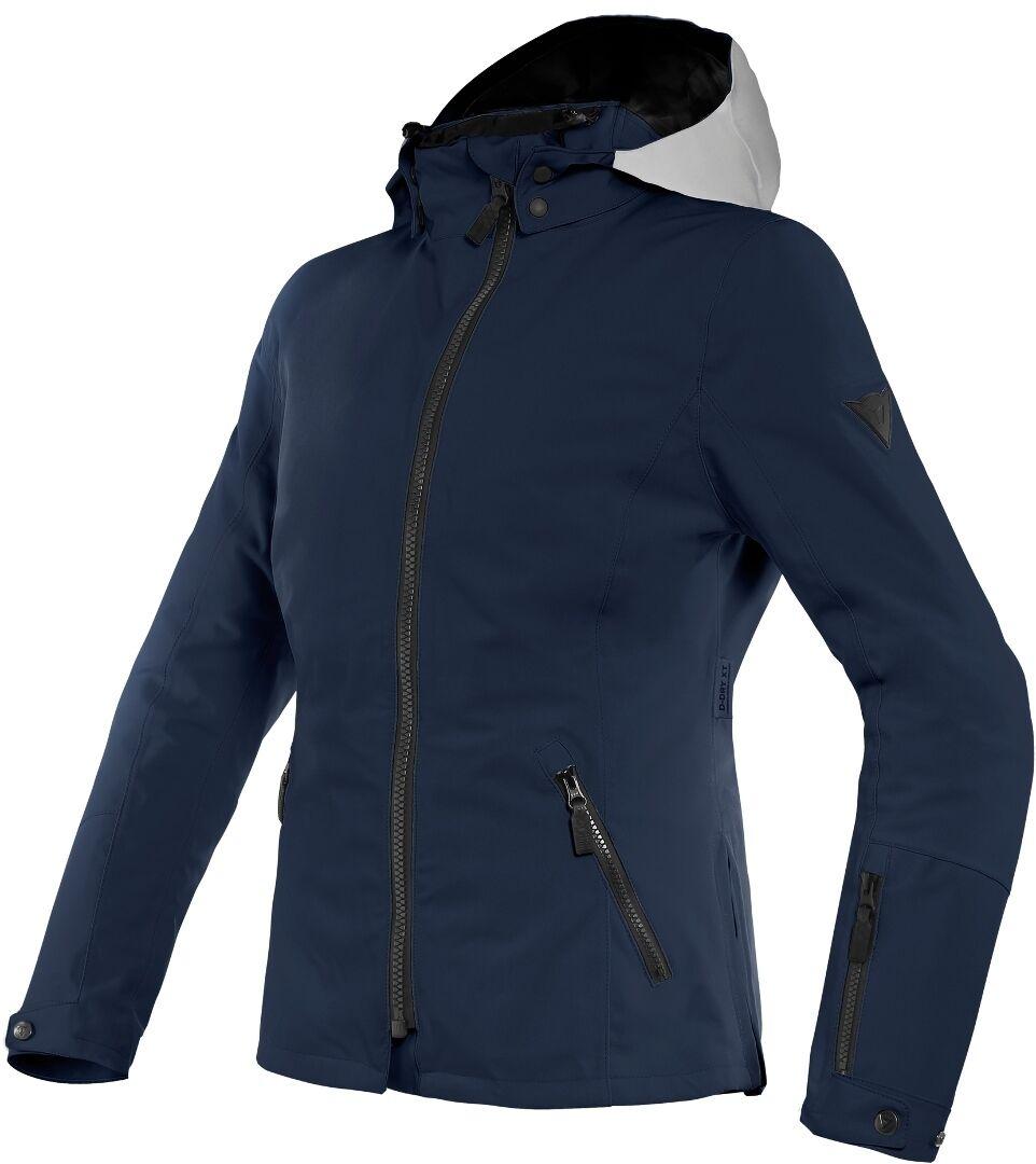Dainese Mayfair D-Dry Veste textile de moto de dames Noir Gris taille : 42